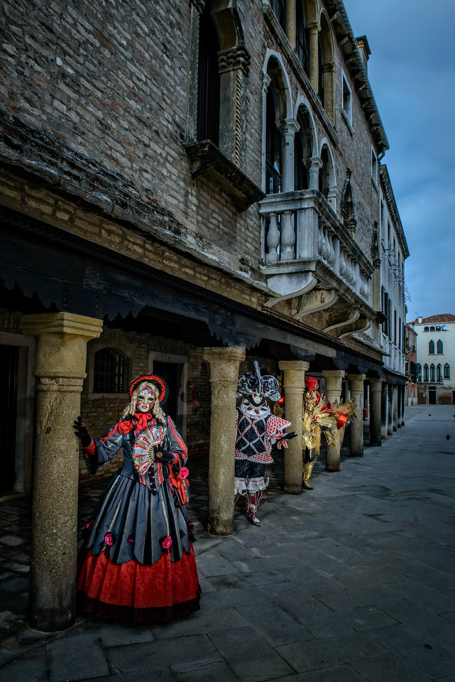 Venedig Karneval 15 - 663