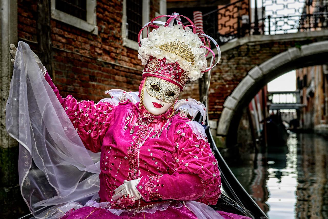 Venedig Karneval 15 - 757