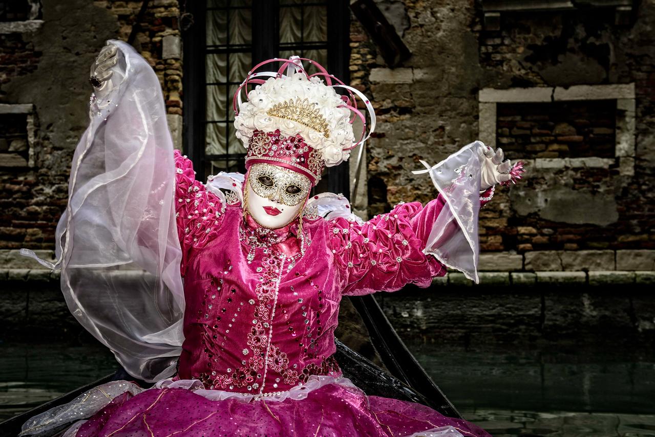 Venedig Karneval 15 - 753
