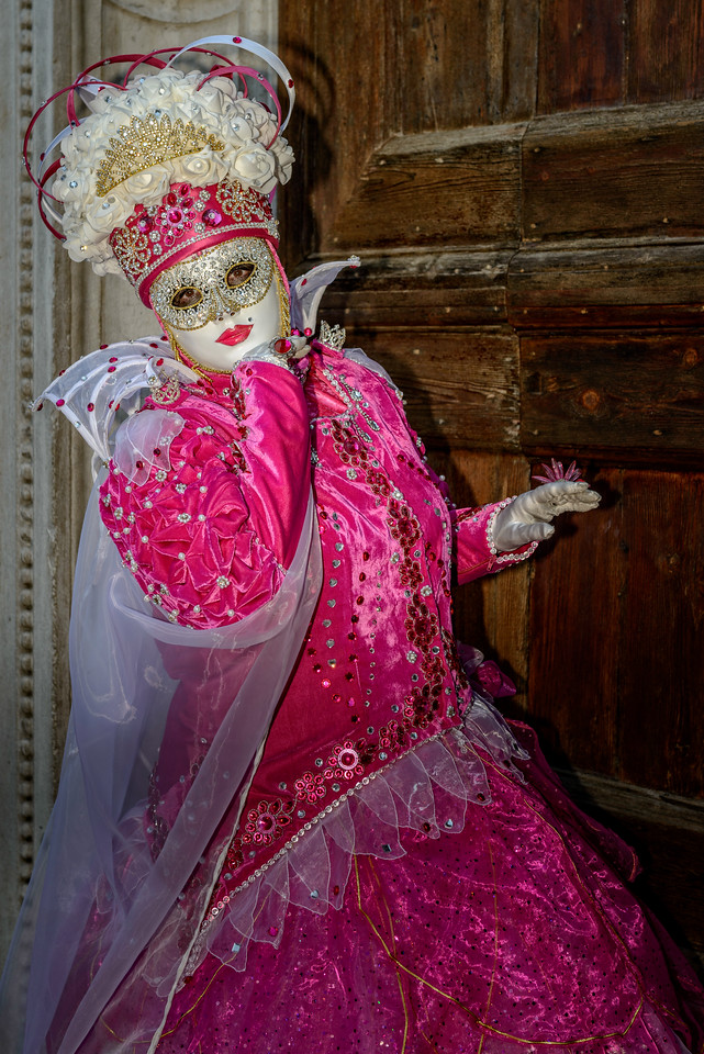 Venedig Karneval 15 - 772