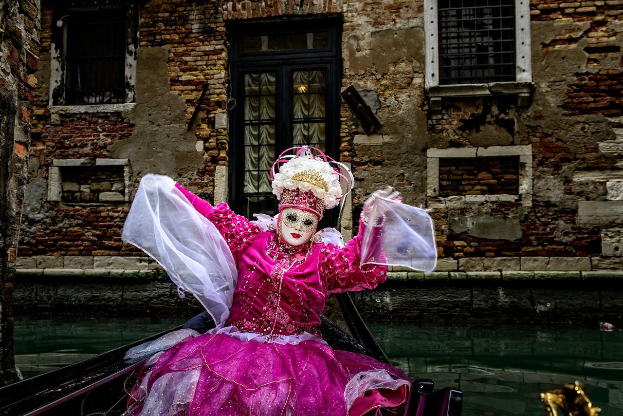 Venedig Karneval 15 - 754