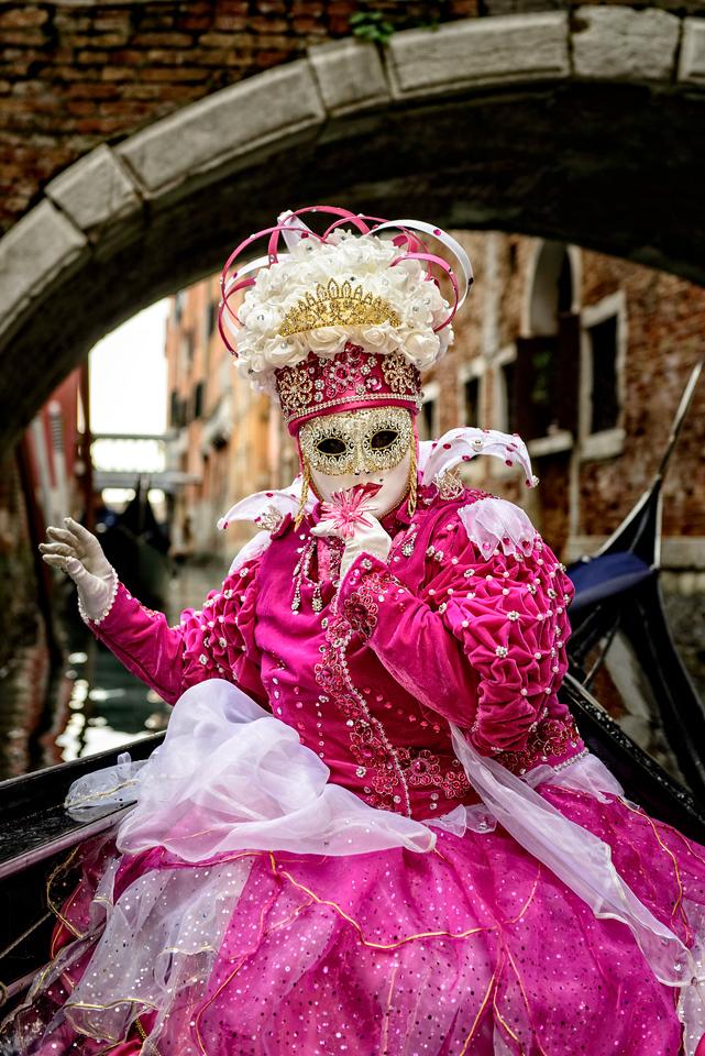 Venedig Karneval 15 - 758