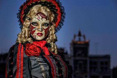 Venice Carnival 15
