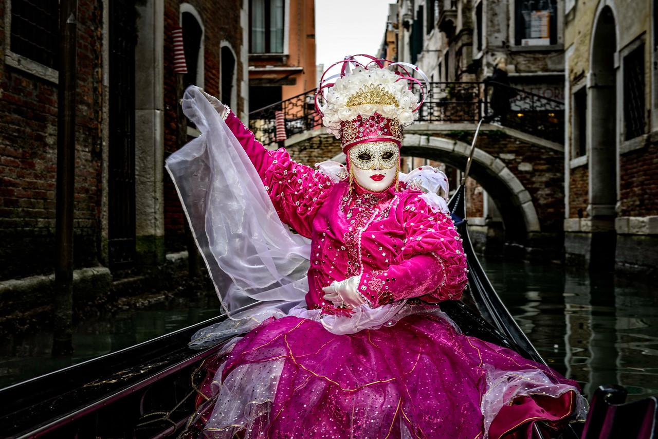 Venedig Karneval 15 - 756