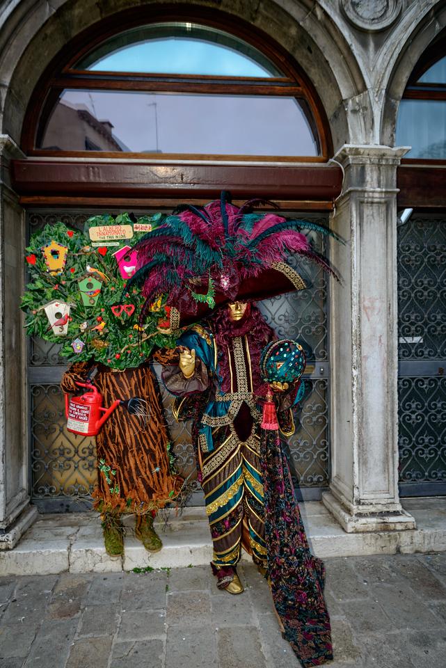 Venedig Karneval 15 - 778