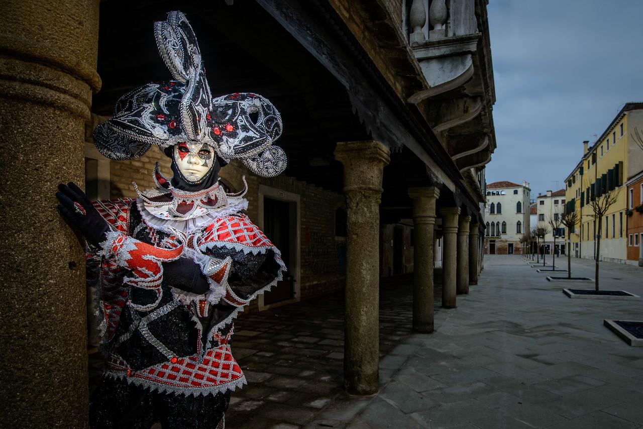 Venedig Karneval 15 - 655