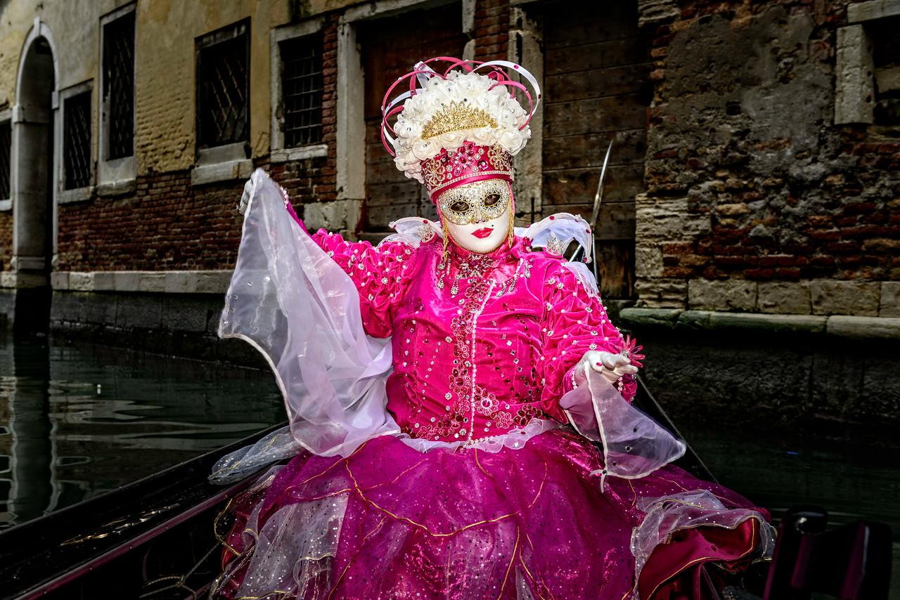 Venedig Karneval 15 - 755