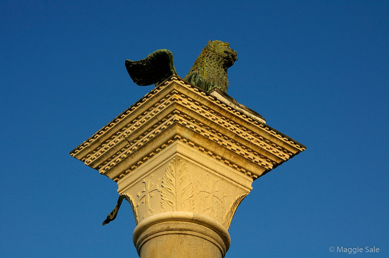 Winged Lion, St  Mark's Square