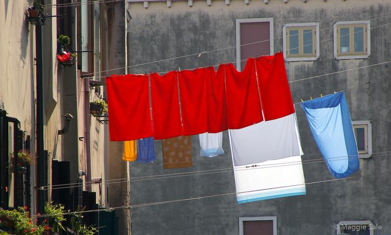 Red Washing