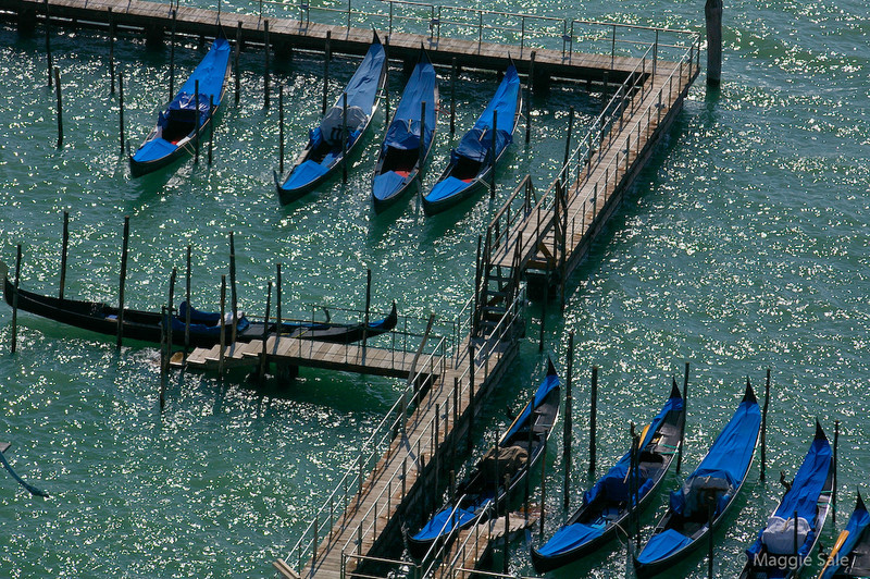 Gondolas from Campanali