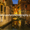 Venice canal – an evening walk around Venice.