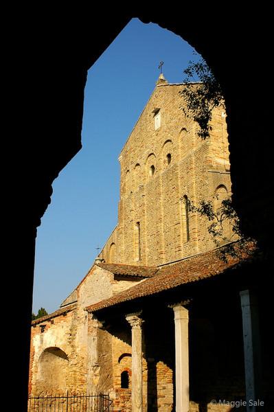 Torcello Monastery