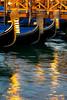 Gondolas Reflection