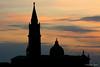 St  Giorggio Church at Sunset