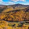Winding Vermont Road