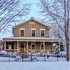 Vermont Home Ready for Christmas