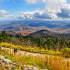Killington Peak Autumn View