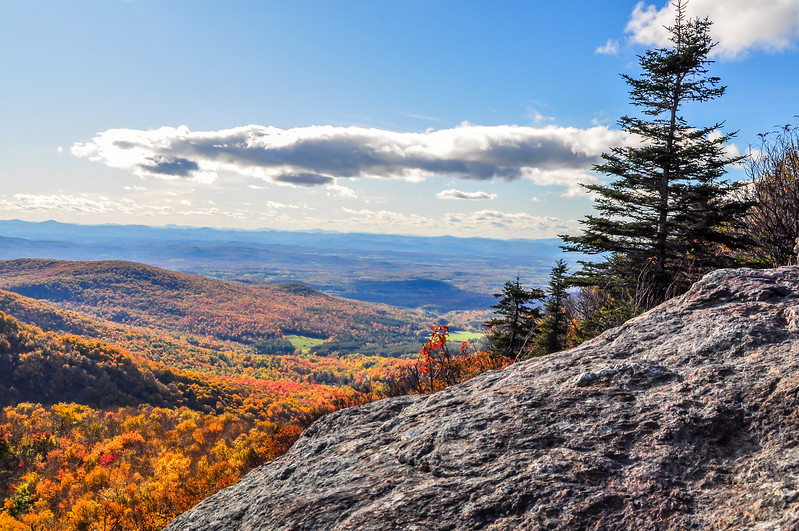 Rocky Tops & Fall Colors