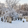 Frozen Cemetery