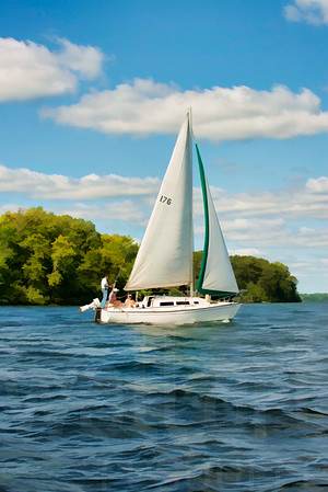 Minnesota Sailboats 011 | Wall Art Resource