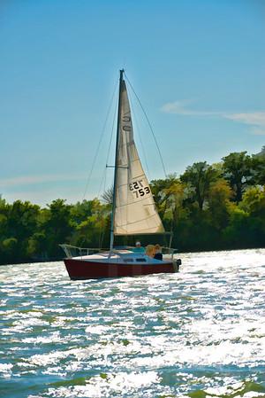 Minnesota Sailboats 023 | Wall Art Resource