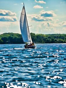 Minnesota Sailboats 021 | Wall Art Resource
