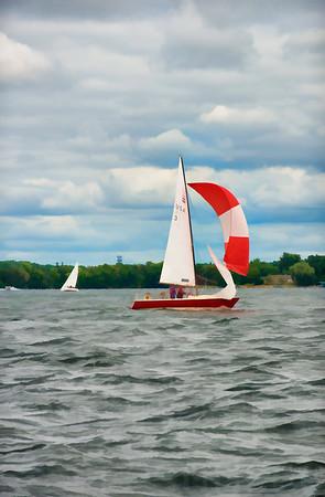 Minnesota Sailboats 018 | Wall Art Resource