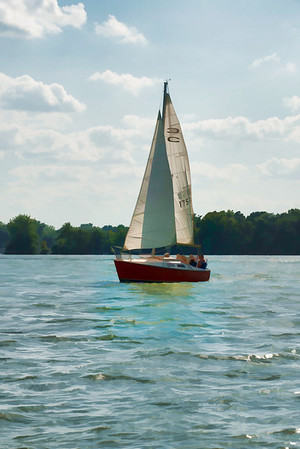 Minnesota Sailboats 008 | Wall Art Resource
