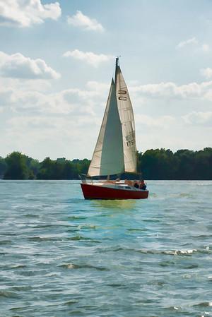 Minnesota Sailboats 008 | Wall Art Resource