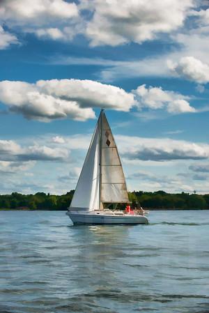 Minnesota Sailboats 003 | Wall Art Resource