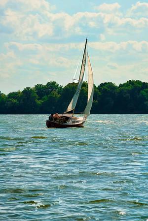 Minnesota Sailboats 009 | Wall Art Resource