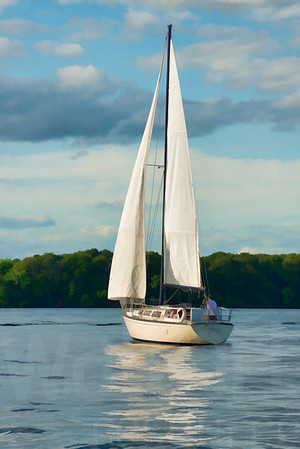 Minnesota Sailboats 006 | Wall Art Resource