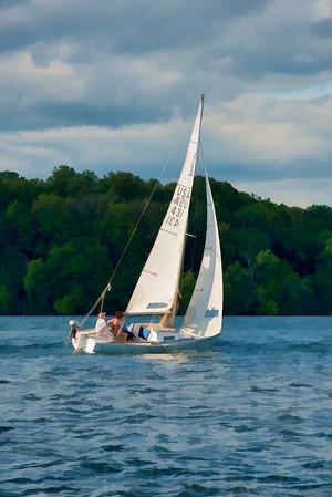Minnesota Sailboats 001 | Wall Art Resource