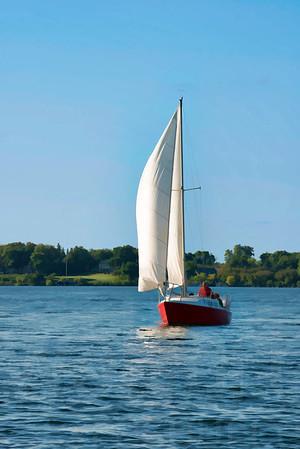 Minnesota Sailboats 017 | Wall Art Resource
