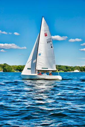 Minnesota Sailboats 019 | Wall Art Resource