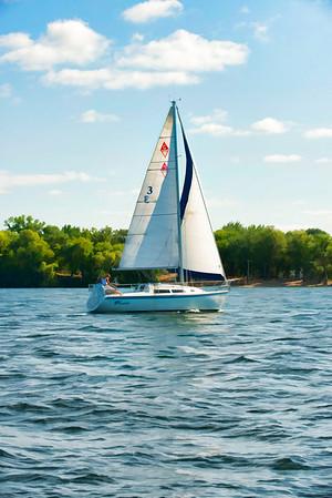 Minnesota Sailboats 013 | Wall Art Resource