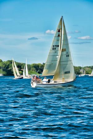 Minnesota Sailboats 016 | Wall Art Resource