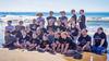 Martial Arts Beach Training (September 14, 2014)