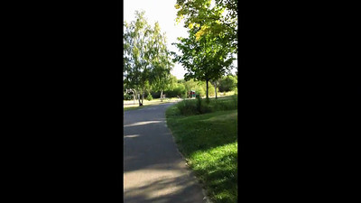 Biking at Greenway Park and Englewood Park - Time Lapse Video         The biking trails at Greenway Park and Englewood Park in Tigard, Oregon are wide enough for some summer bike fun.  This is my time lapse video during one of our weekend biking days at these two beautiful parks… 7.74 miles in 5 minutes… woahhh!    Warning:  Watching this can hypnotize you… LOL!  Time Lapse by © Hannah Creative Photography – Hannah Pastrana Prieto