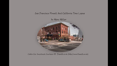 Sounds And Scenes Of San Francisco