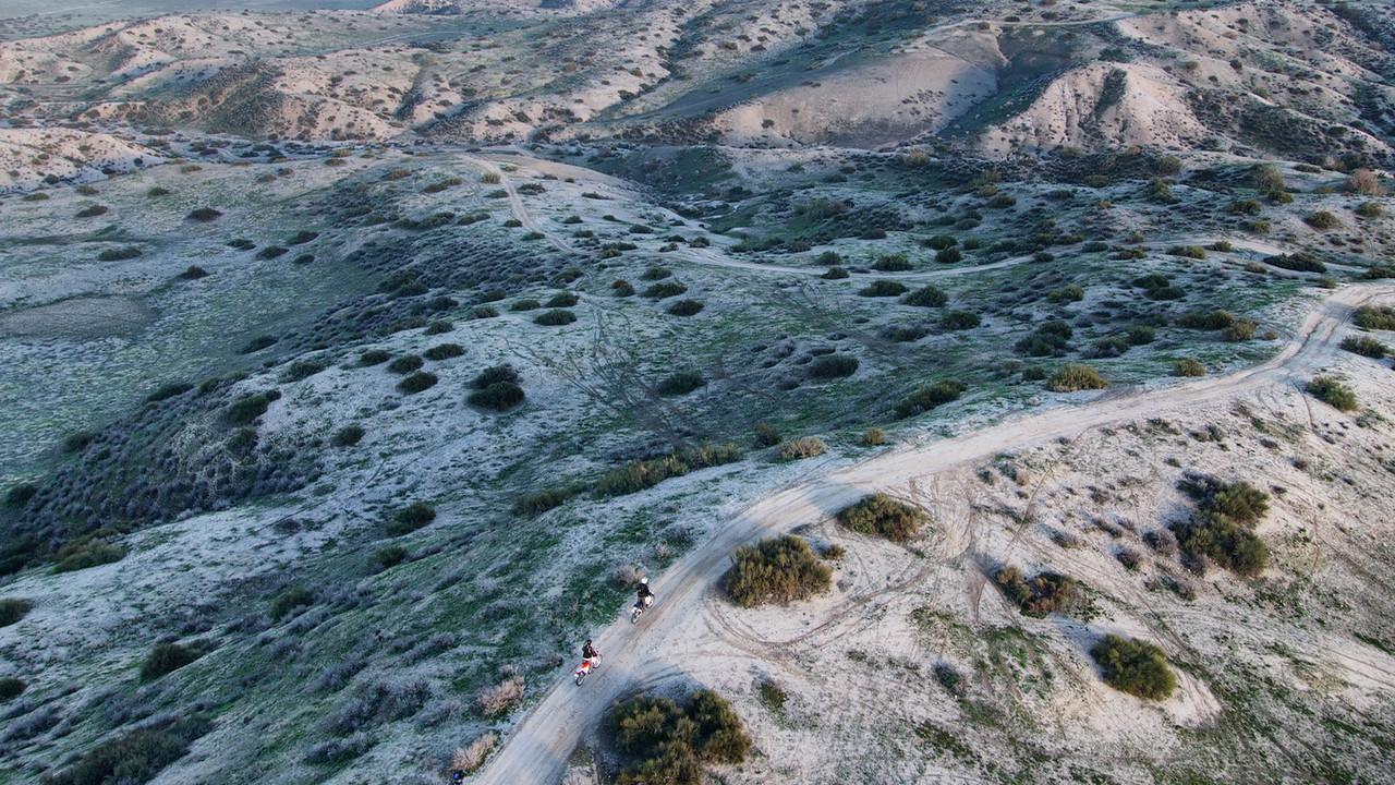 Lost in Corrizo Plain