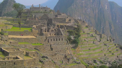 Baileys Travels-Macchu Picchu-Wanna Go? 1-11