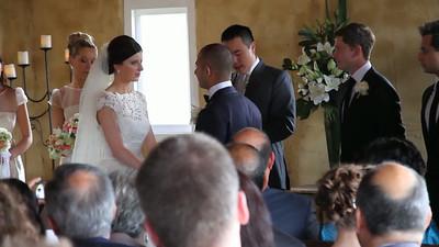 Grace & Shane's wedding vows