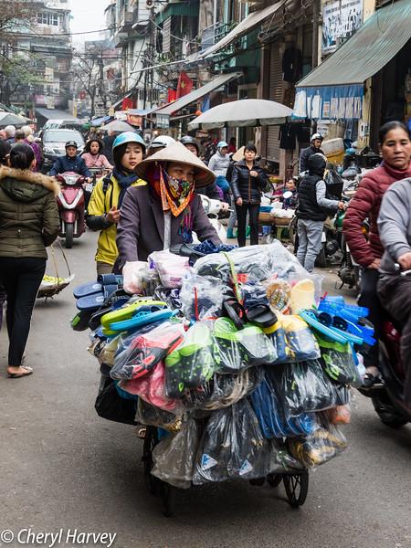 Hanoi Street #1
