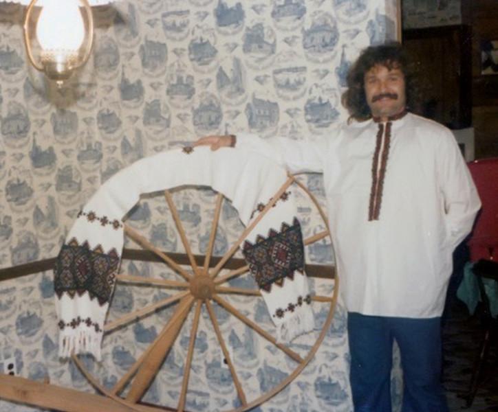 США, 1973: Брюс Стасюк (Bruce Staciuk)
