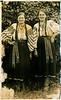 1942. Торське. Емілія Стасюк з подругою Петрунелею