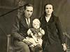 Іван і Марія Запоточний з сином Степаном
