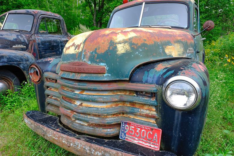 '51 Chevy Truck 01