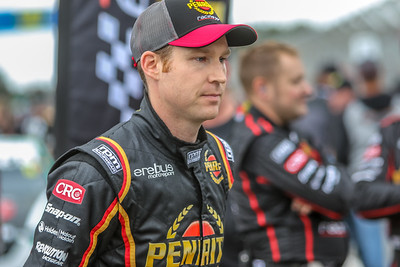 No.9 David Reynolds racing for Penrite Racing