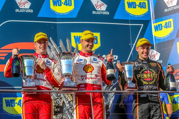 Virgin Australian Supercars Championship WD40 Phillip Island 500